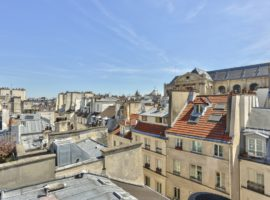 #EXCLUSIVITE# - PLACE SAINT-SULPICE/ 4 CHAMBRES TERRASSE