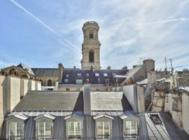 #EXCLUSIVITE# - PLACE SAINT-SULPICE/ 4 CHAMBRES 1 TERRASSE