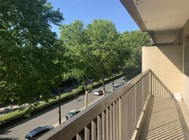 NEUILLY APPARTEMENT FAMILIAL 3 PIÈCES + BALCONS